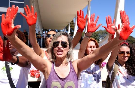 Igualdade de gênero é luta coletiva | Foto: Wilson Dias/ABr