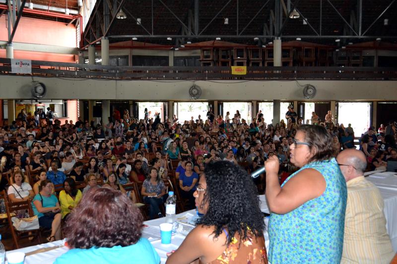 Cresce a tensão entre professores municipais e prefeitura de Porto Alegre