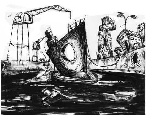 Ilustração: Frame do filme Castillo y el Armado/Divulgação