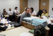Testemunhas de defesa reiteraram versão de acidente, entre elas o delegado Christian Nedel (C) | Foto: Igor Sperotto