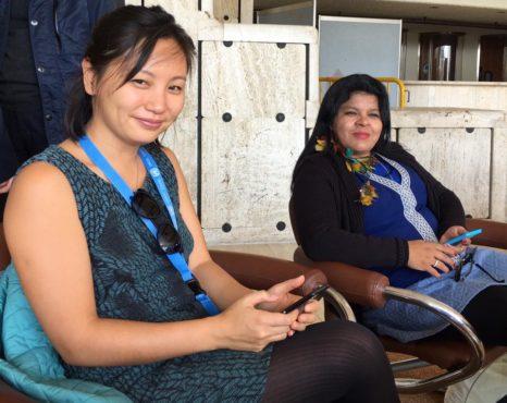 A perita Erika Yamada visitou aldeias na Região Sul e encaminhará relatório sobre violências à ONU