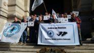 Delações da Odebrecht, corrupção e violações a direitos humanos permeiam as manifestações de protesto em busca do fim da impunidade | Foto: Clarinha Glock