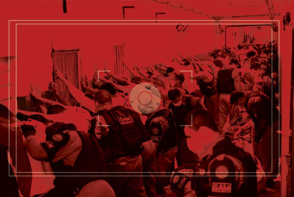 Documentário mostra presídio por dentro