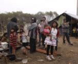 Comunidades indígenas no Rio Grande do Sul são alvo de discurso de ódio e ações violentas patrocinadas por parlamentares ruralistas e com a conivência do Ministério da Justiça | Foto: Cristina Ávila