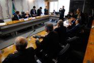 MP que cria o Programa de Regularização Tributária para empresas em débito com a União foi aprovada pela comissão mista no dia 3 e segue para votação no Plenário da Câmara | Foto: Marcos Oliveira/Agência Senado