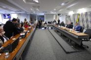De acordo com o calendário definido na CCJ, votação será precedida de audiências públicas na próxima quarta-feira | Foto: Edilson Rodrigues/Agência Senado