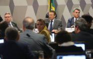Senado: CCJ aprova texto da reforma trabalhista e Sindicatos convocam Greve Geral no dia 30 | Foto: Antonio Cruz/Agência Brasil