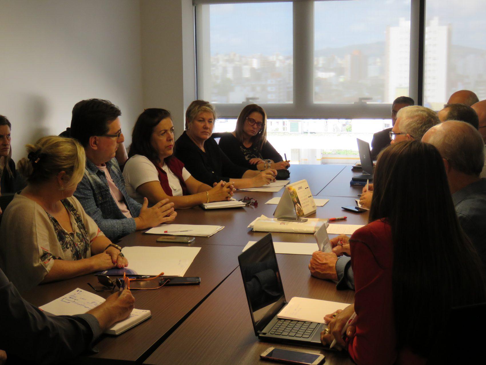 Reunião da câmara da educação básica