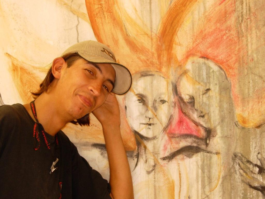 Ceco deixou seu testemunho das ruas em em textos, fotos, vídeos, canções