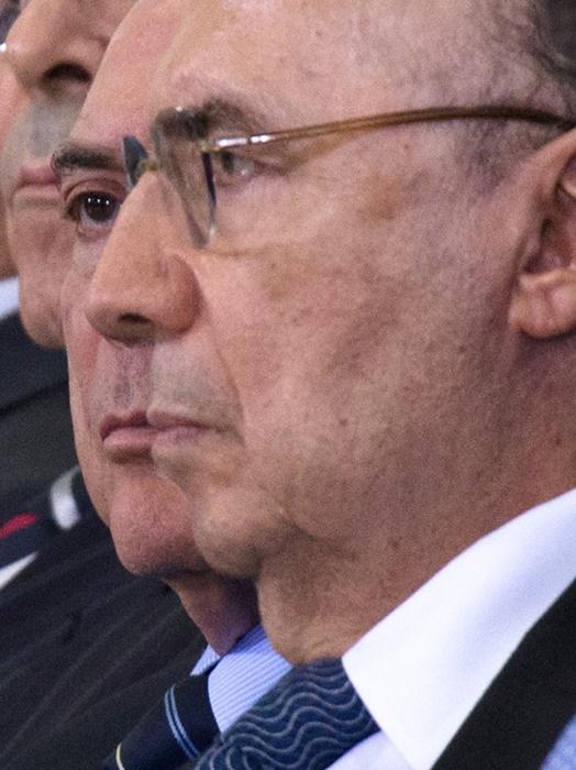 Temer e Meirelles, alvos das articulações do presidente da Câmara, Rodrigo Maia, que quer o poder