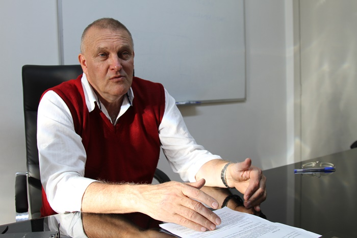 Celso Stefanoski, do Sinpro/RS e do CEEd/RS, reforça necessidade de formação docente e suporte das escolas no atendimento à diversidadede