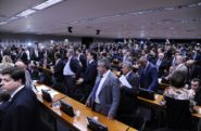 CCJ ratificou posição contra autorização ao STF para investigar Temer | Foto: Cleia Viana/ Câmara dos Deputados