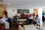 Articulação no Jaburu: Temer reuniu presidentes da Câmara e do Senado e ministros no domingo | Foto: Marcos Corrêa/PR