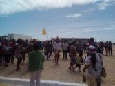 Indígenas e quilombolas fizeram manifestações e acompanharam sessão do Supremo | Foto: Tonico Benites Ava Guarani Kaiowá/ Divulgação