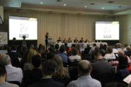 Debates sobre lei da reforma mobilizou magistrados e procuradores do trabalho, advogados trabalhistas e professores   Foto: Igor Sperotto