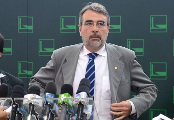 Henrique Fontana (PT) atribuiu citações a um CNPJ irregular informado pela empresa de telefonia