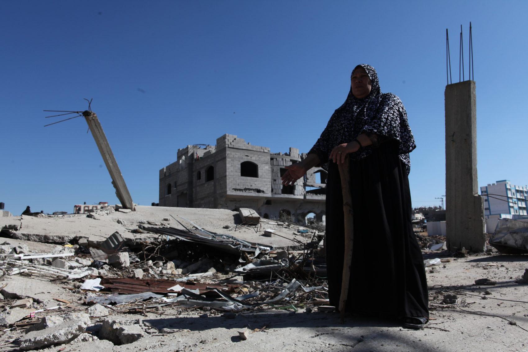 A narrativa do terror na Faixa de Gaza