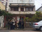 Sede da ONG desde 1991, sobrado na rua Luiz Afonso, na Cidade Baixa, sofreu intervenção judicial no dia 11 | Foto: Edimar Blazina