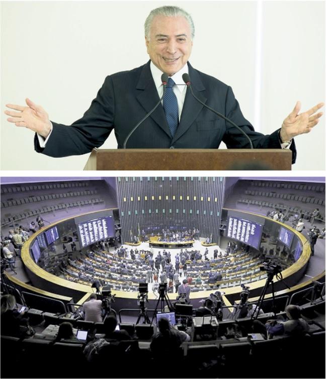 De acordo com a ONG Contas Abertas, do início de junho ao final de julho foram liberados mais de R$ 4,5, bi para sensibilizar os deputados a votarem favoráveis a Temer