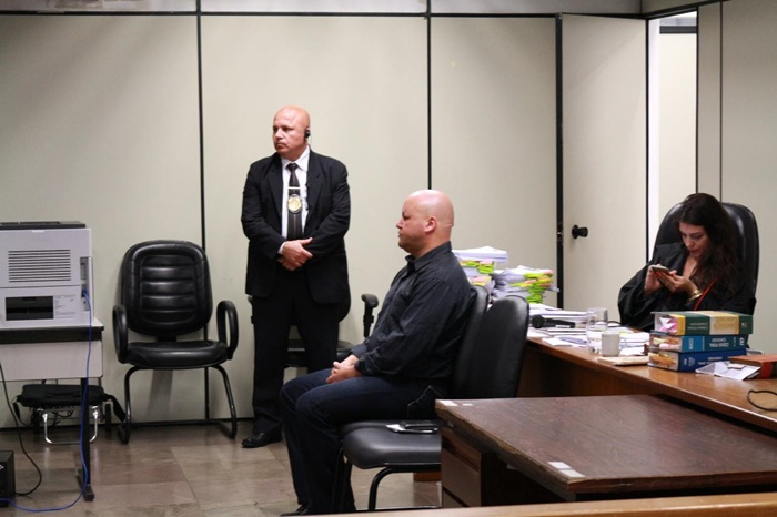 O policial militar Alexandre Curto dos Santos foi condenado a 12 anos de prisão em regime fechado, além da perda imediata da função pública