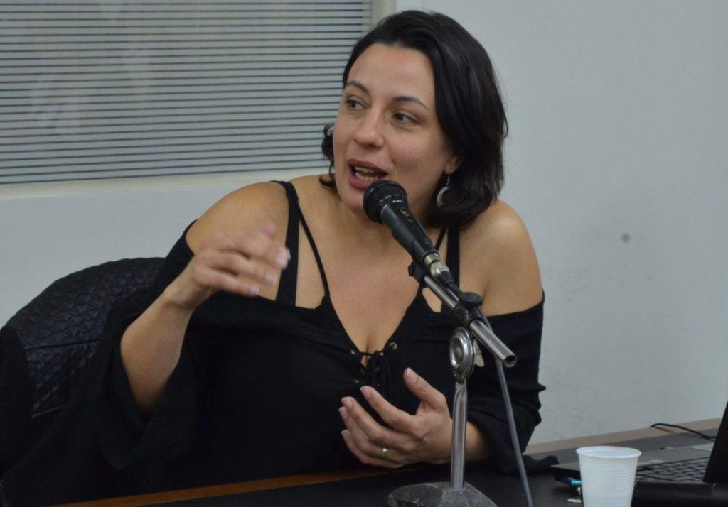 Camila Caldeira , da Universidade do ABC é pesquisadora de violência urbana