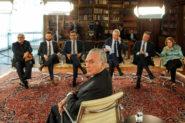 Michel Temer durante amigável entrevista para o programa Roda Viva, na TV Cultura de SP | Foto: Beto Barata/PR