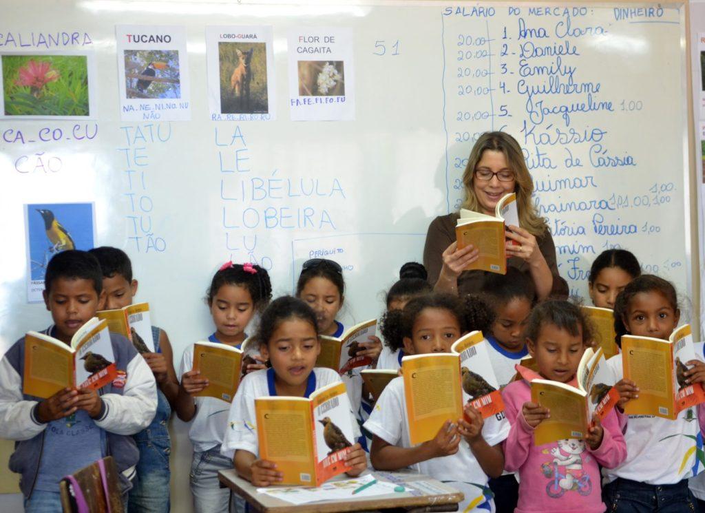 Tributo aos professores do Brasil