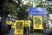 Ato da Anistia Internacional denuncia violência contra minorias | Foto: Tânia Rêgo/ ABr