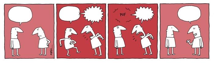 Rato Falho | Arte: Rafael Correa