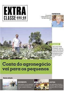 Extra Classe Nº 218| Ano 22 | OUT 2017