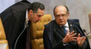 Barroso e Mendes acusam-se mutuamente de parcialidade: os ministros não acreditam na seriedade e na honestidade de seus pares. Nós devemos acreditar? | Foto: Lula Marques/ Agência PT