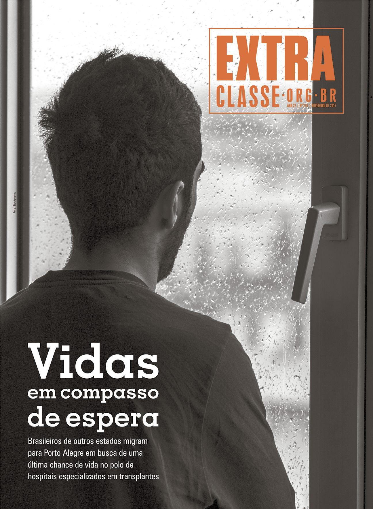 Extra Classe Nº 219 | Ano 22 | NOV 2017