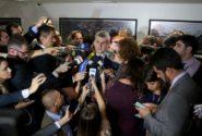 O líder do governo no Senado, Romero Jucá (PMDB-RR), anunciou no final da tarde de quarta-feira o acordo entre os presidentes da Câmara e do Senado para votar reforma da Previdência em fevereiro de 2018, após o fim do recesso parlamentar | Foto: Wilson Dias/Agência Brasil