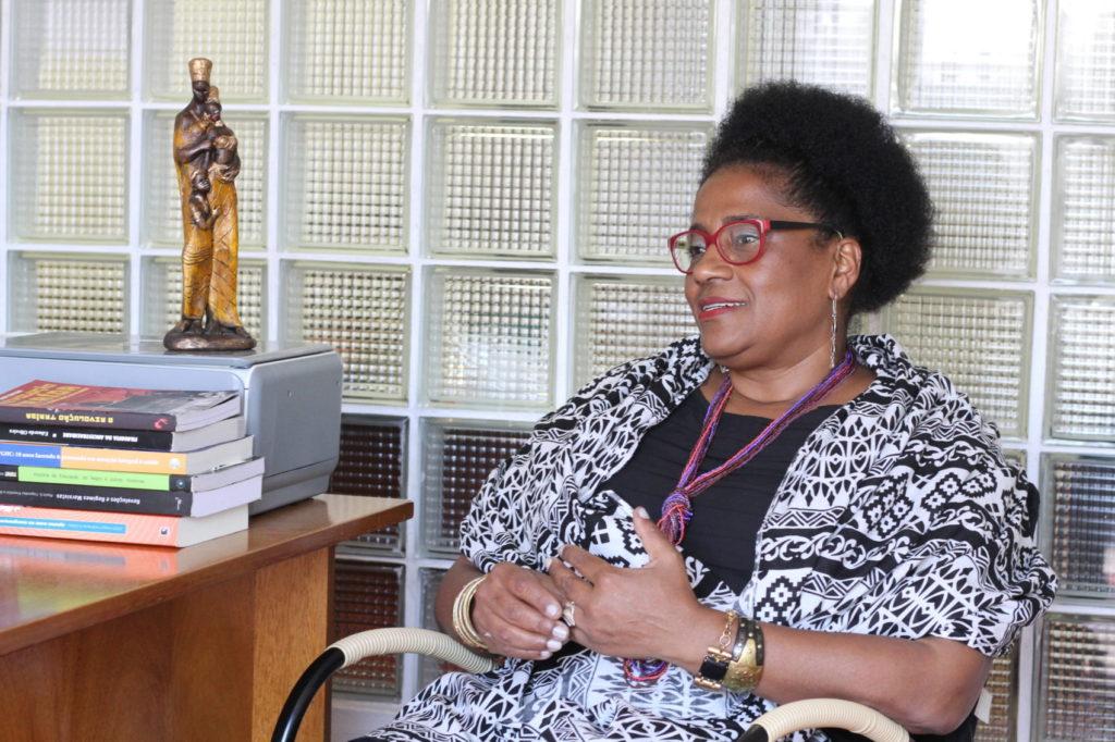Reginete Bispo: socióloga e coordenadora do Instituto de Pesquisa e Assessoria em Direitos Humanos, Raça e Gênero Akanni