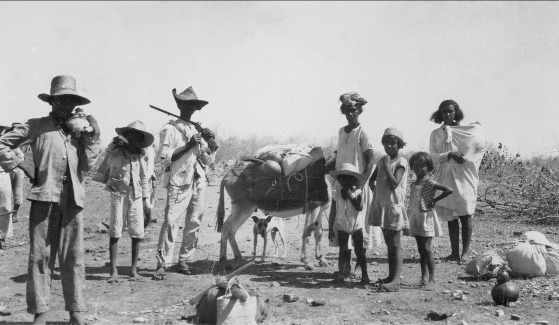 Documentário aborda a fome a miséria no país em vários períodos da história
