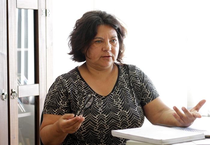 """""""A reforma acaba com tudo o que vivemos e a forma como vivemos durante os últimos 70 anos de CLT"""", diz Lúcia Garcia, do Dieese/RS"""