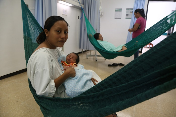 Iniciativa beneficia mulheres após o parto e idosos que sempre usaram redes para descanso e convalescença