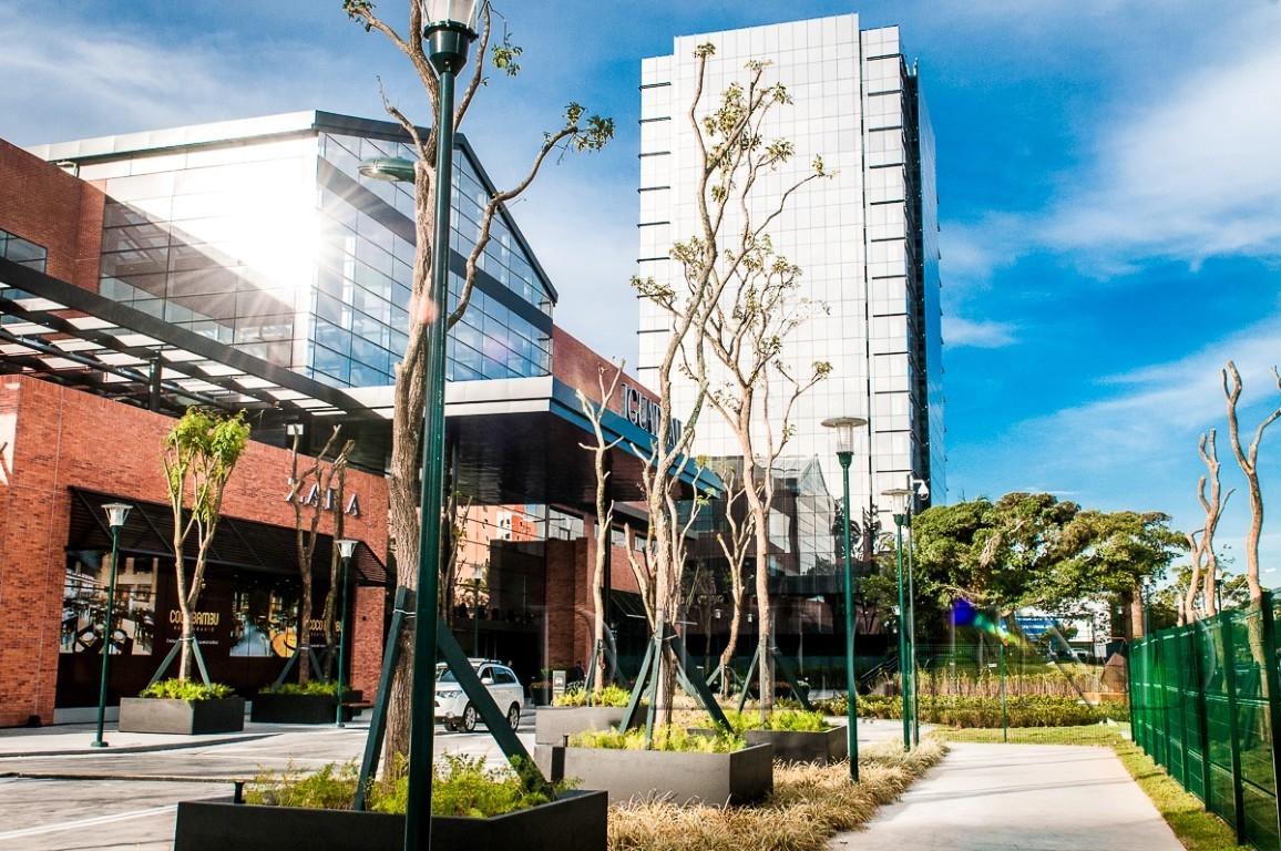 Campus do UniRitter em shopping reforça opção mercantil da Laureate