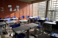 Fechamento de escolas estaduais prejudica mais de 500 famílias em Porto Alegre | Foto: Igor Sperotto