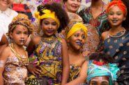 Os cabelos alegres da Restinga | Foto: Nielson Rocha/Meninas Crespas/Divulgação