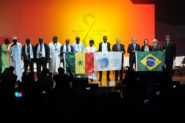 Cerimônia de Encerramento - Centro de Convenções Ulysses Guimarães. | Foto: Jorge Cardoso/8º FMA