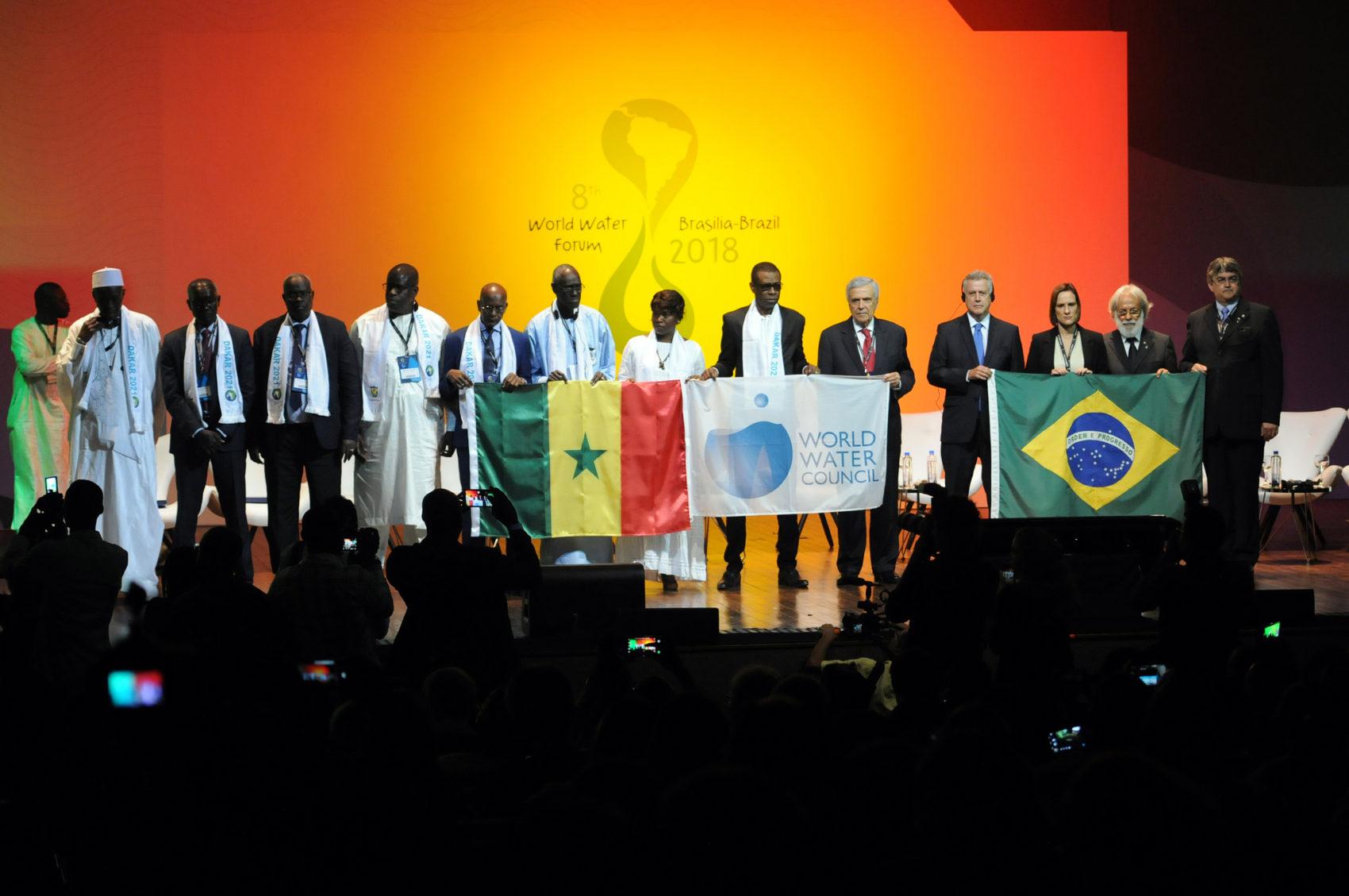 Cerimônia de Encerramento - Centro de Convenções Ulysses Guimarães.