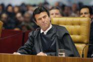 Ministro Luiz Fux, do STF, estendeu o auxílio moradia a todos os juízes do Brasil | Foto Fellipe Sampaio/STF