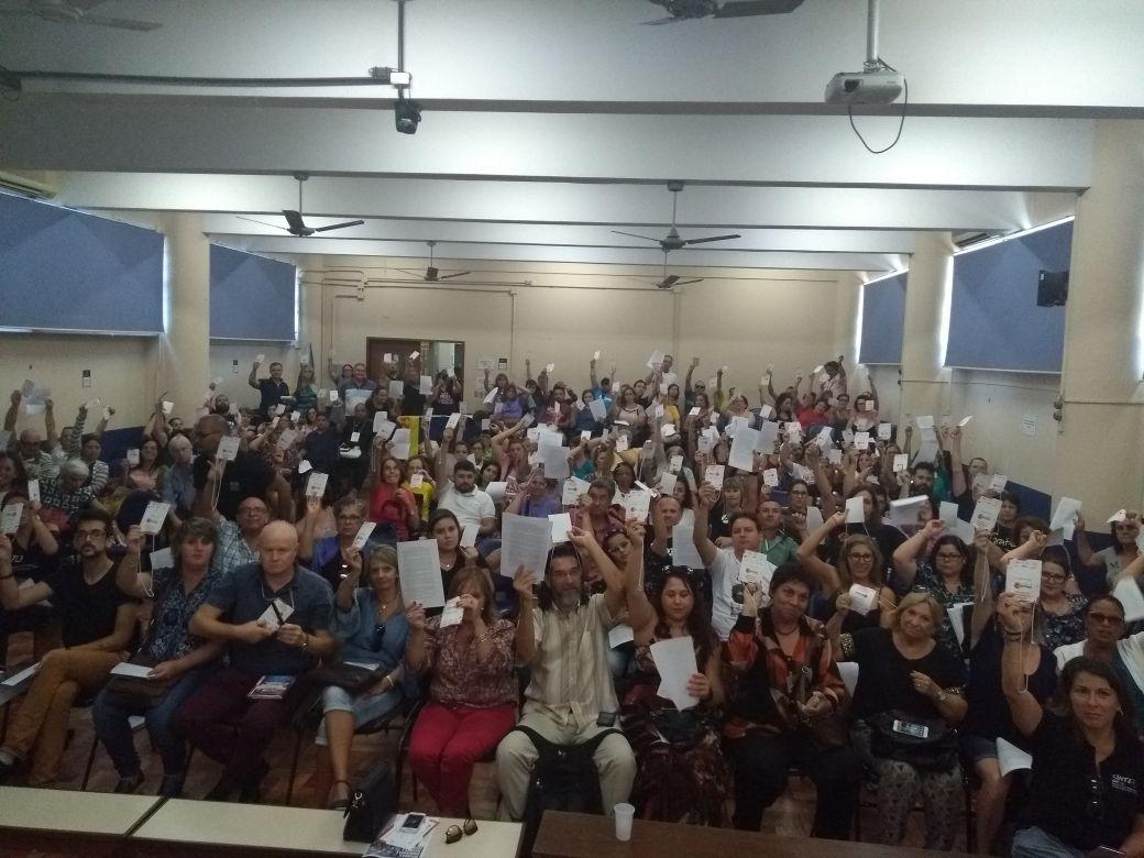 Conape/RS - Aprovação da Carta de Porto Alegre