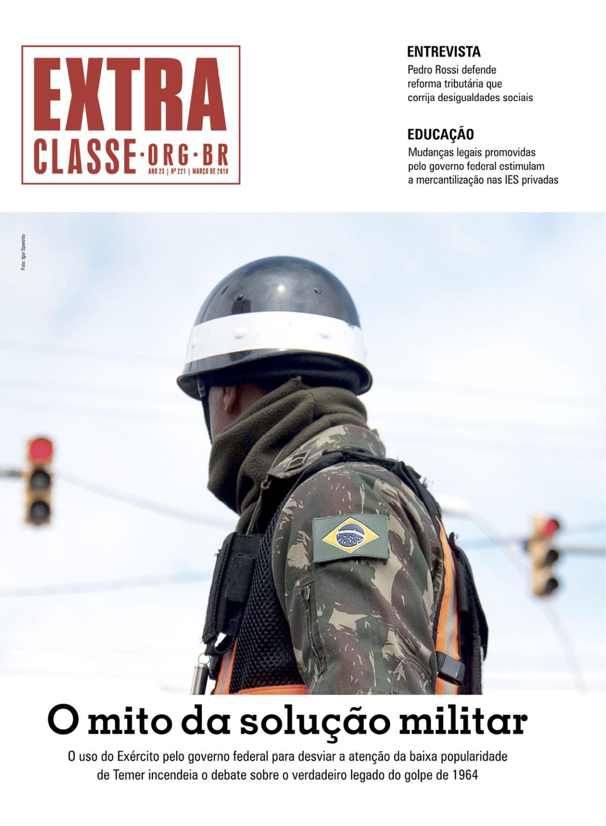 Extra Classe Nº 221 | Ano 23 | MAR 2018