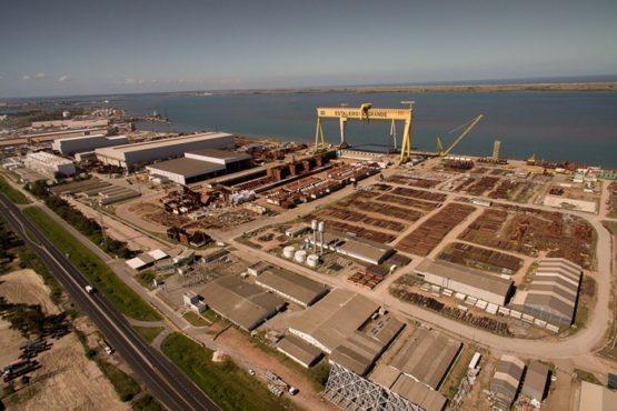 Após uma década de investimentos bilionários, o polo naval de Rio Grande foi abandonado