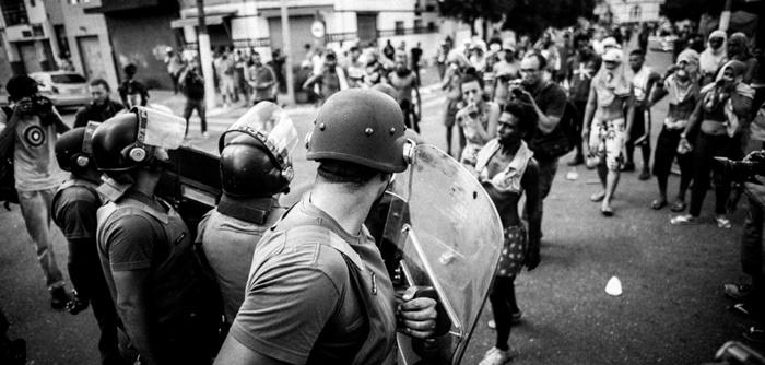 Manutenção da ordem e repressão aos movimentos sociais fragilizam a legitimidade do Estado no enfrentamento das questões da segurança pública