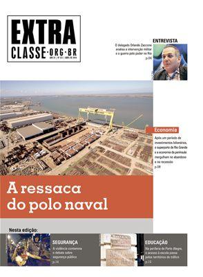 Jornal Extra Classe Nº 222 | Ano 23 | ABR 2018