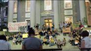 Estudantes do IPA entregam reivindicações à Reitoria | Foto: Reprodução/Facebook