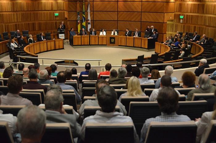 Plenário do TRT4 sedia novo ato em defesa do judiciário trabalhista no dia 30